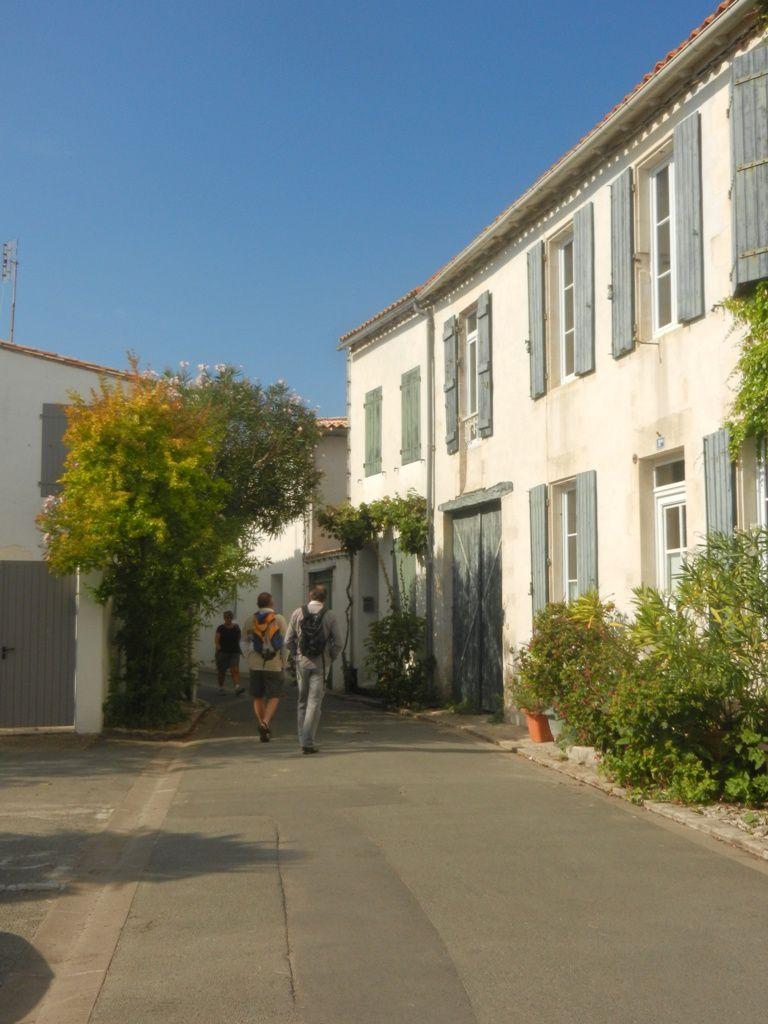 Une ruelle de St Martin