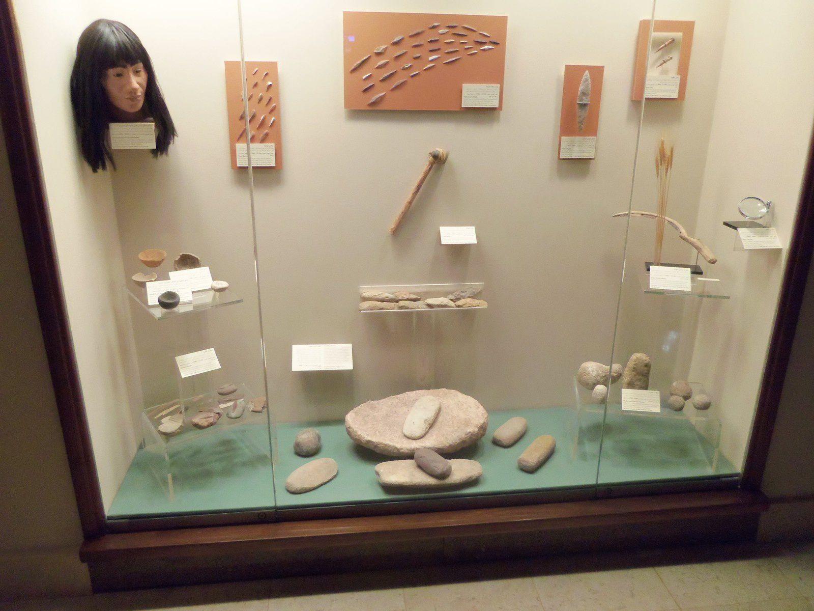 [Visite Du Musée de La Jordanie: De la Préhistoire à nos jours]