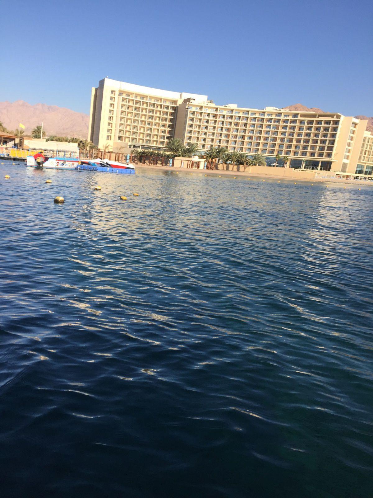 [Aqaba : Excursion à la Mer]