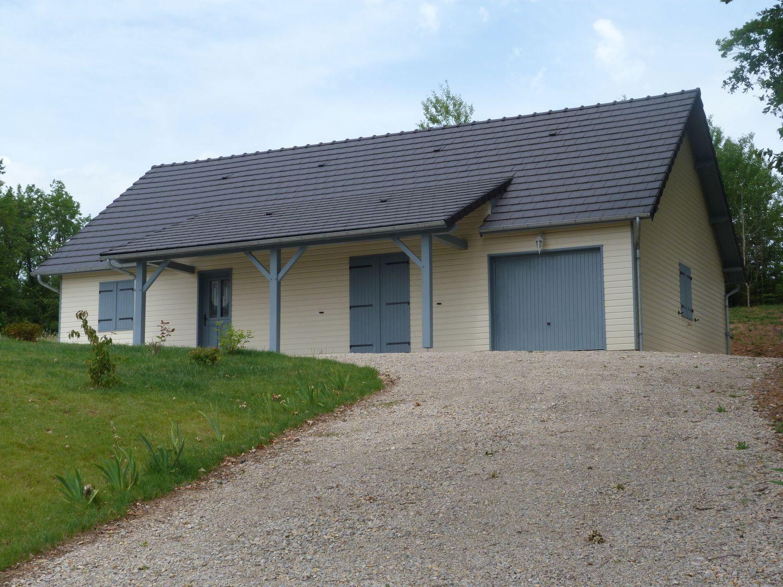 Maisons ossature bois sur la commune de puy d 39 arnac bouny for Avis sur maison ossature bois