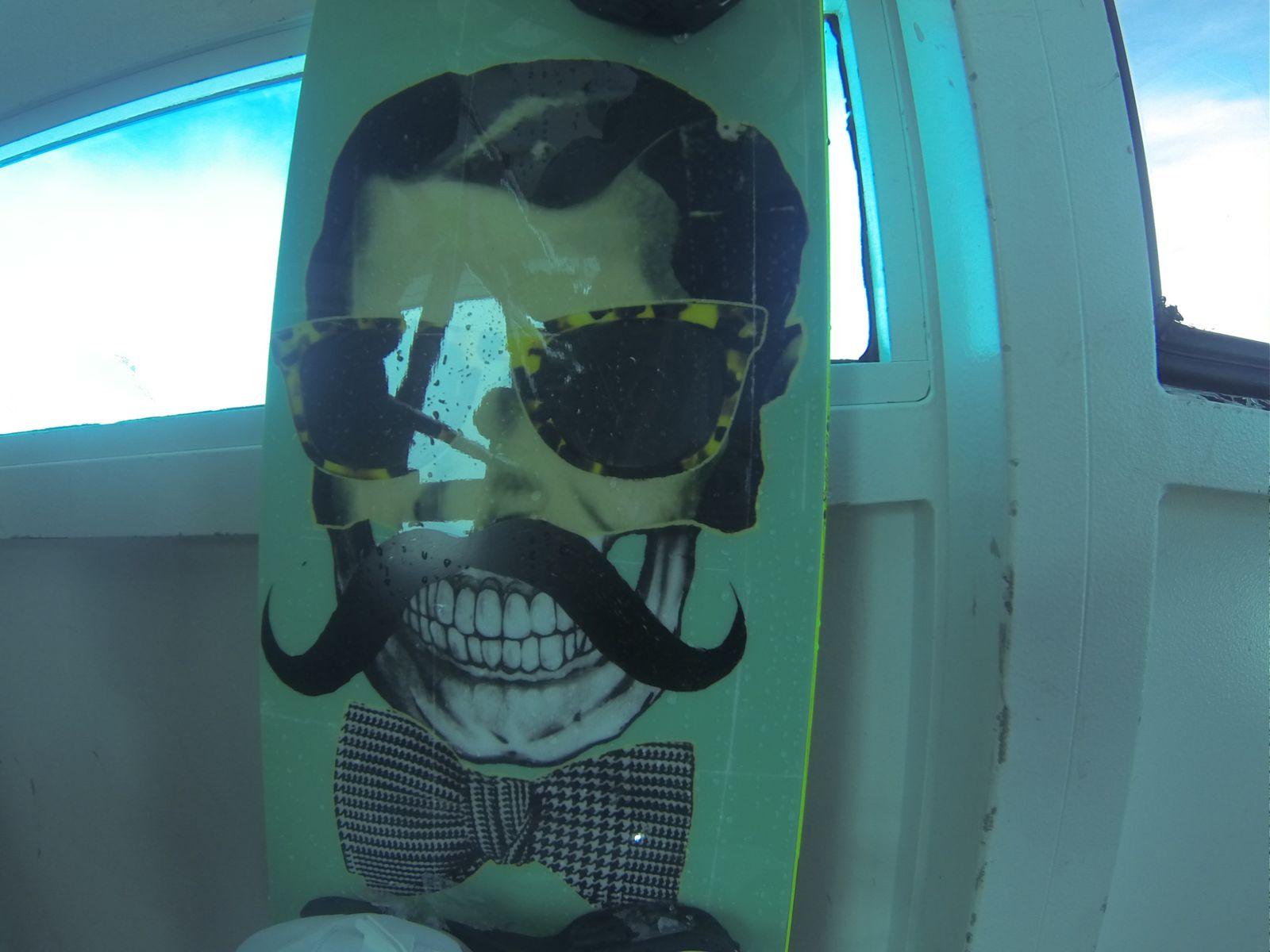 Portrait Robot de l'Homme à la Matraque...............