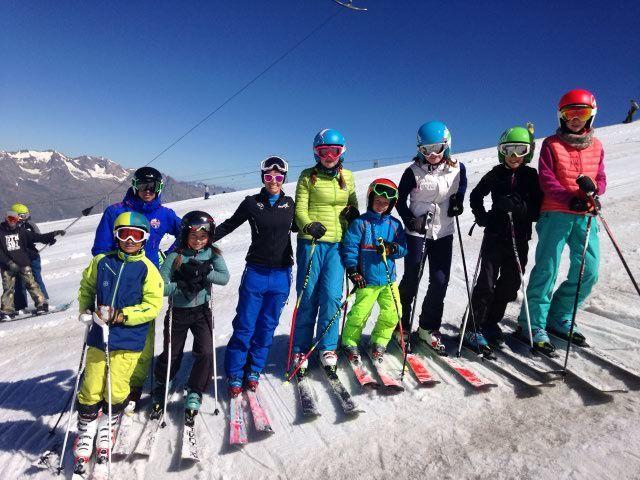 Stage ski les 2 Alpes (jour 4)