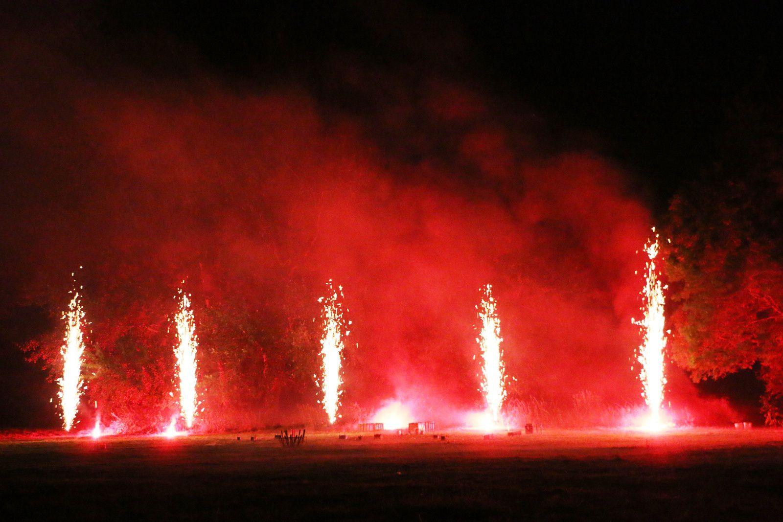 Photos retour sur la soirée réussie du 13 juillet à Marboué
