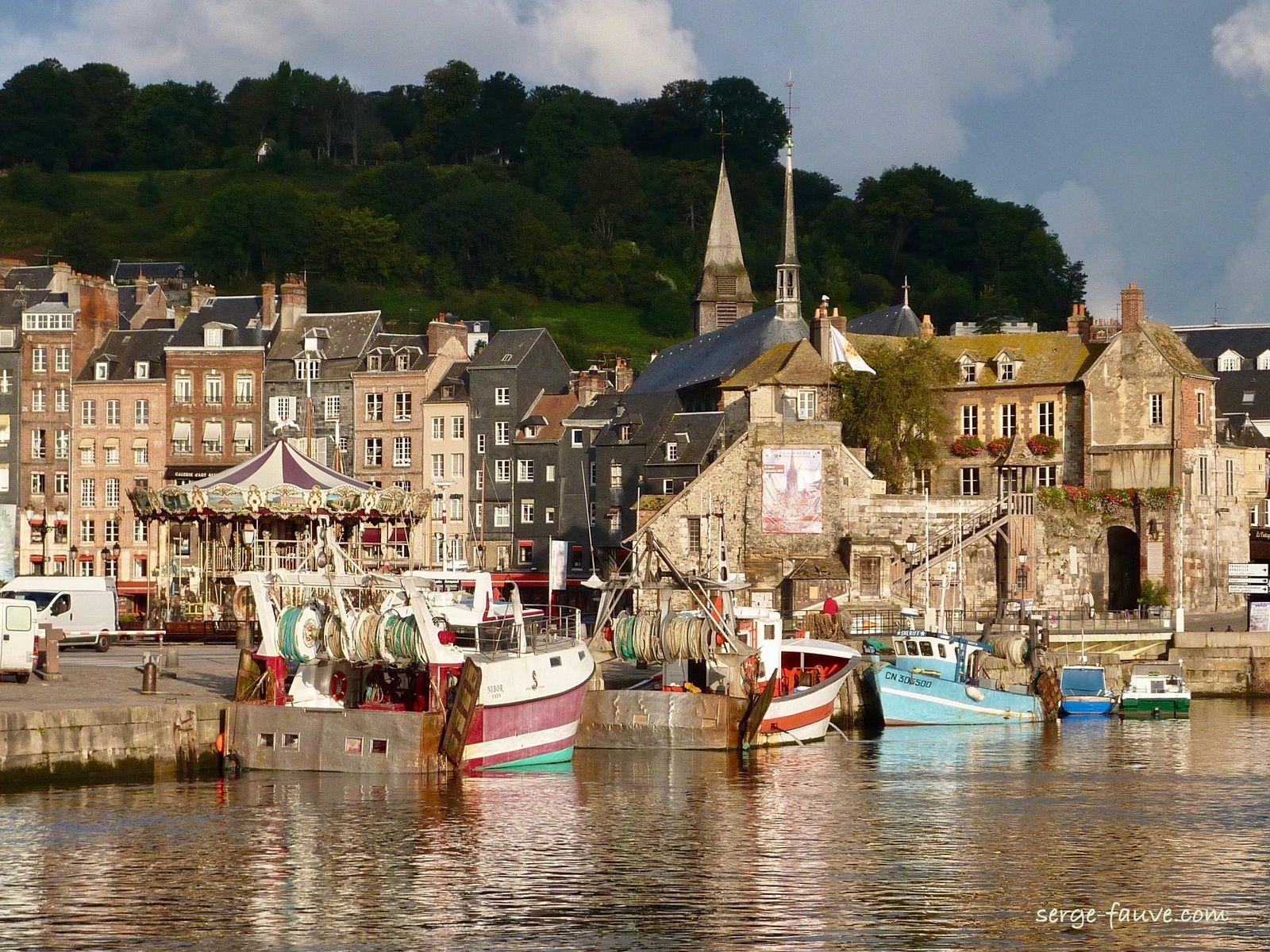 La Normandie en Photos