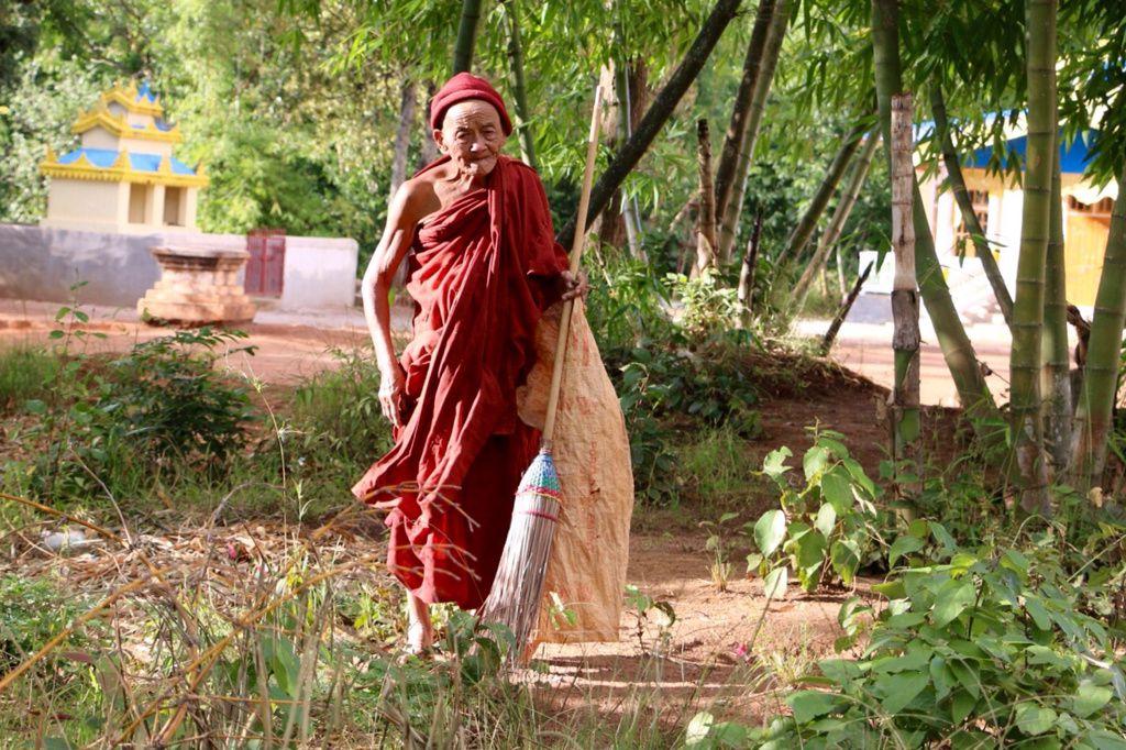 Birmanie, Jour 4 suite de retour vers le passé