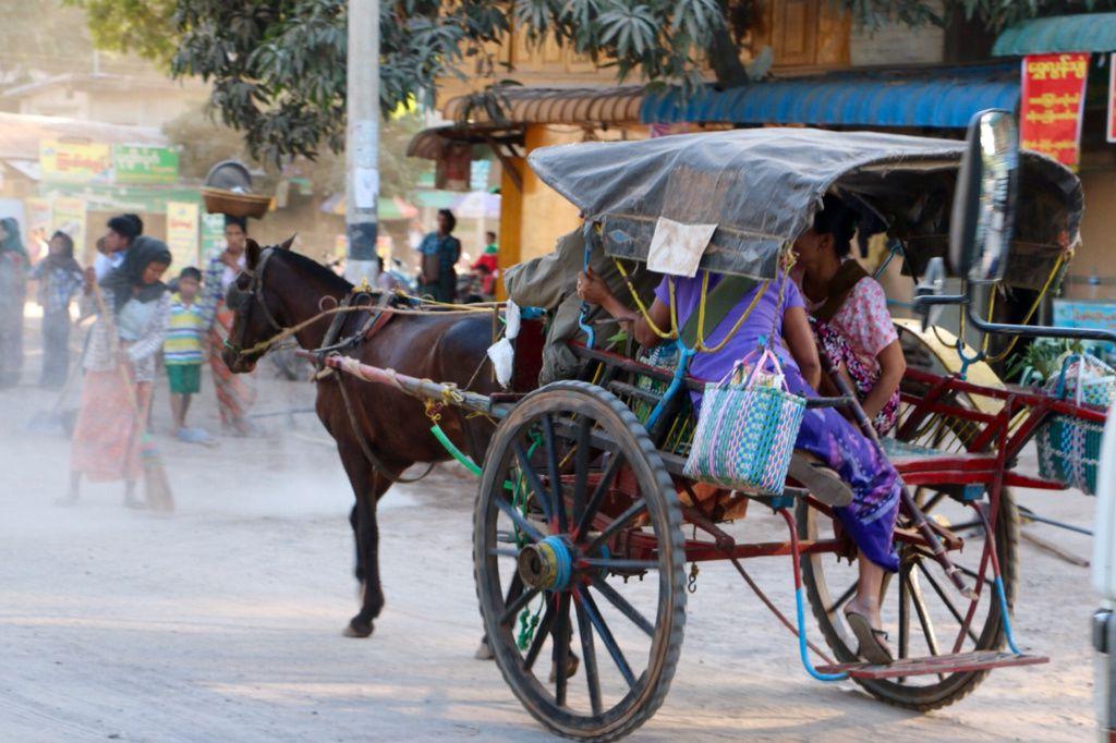 Birmanie, 11ème journée, Kalaw / Popa