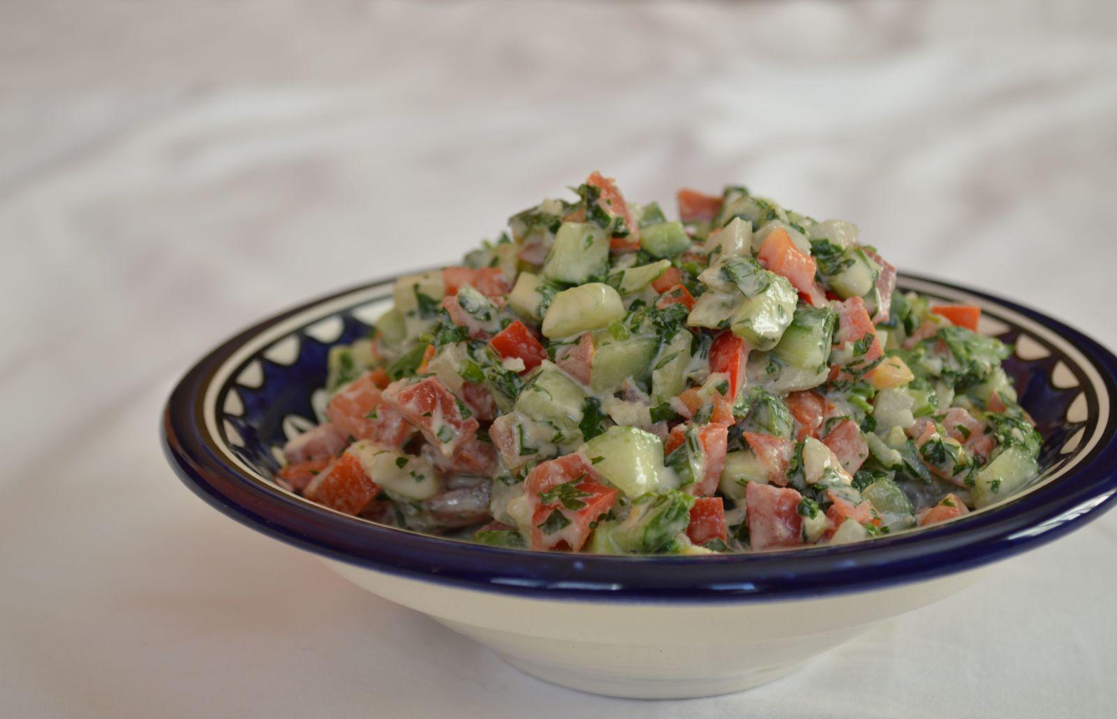 Salata tahina