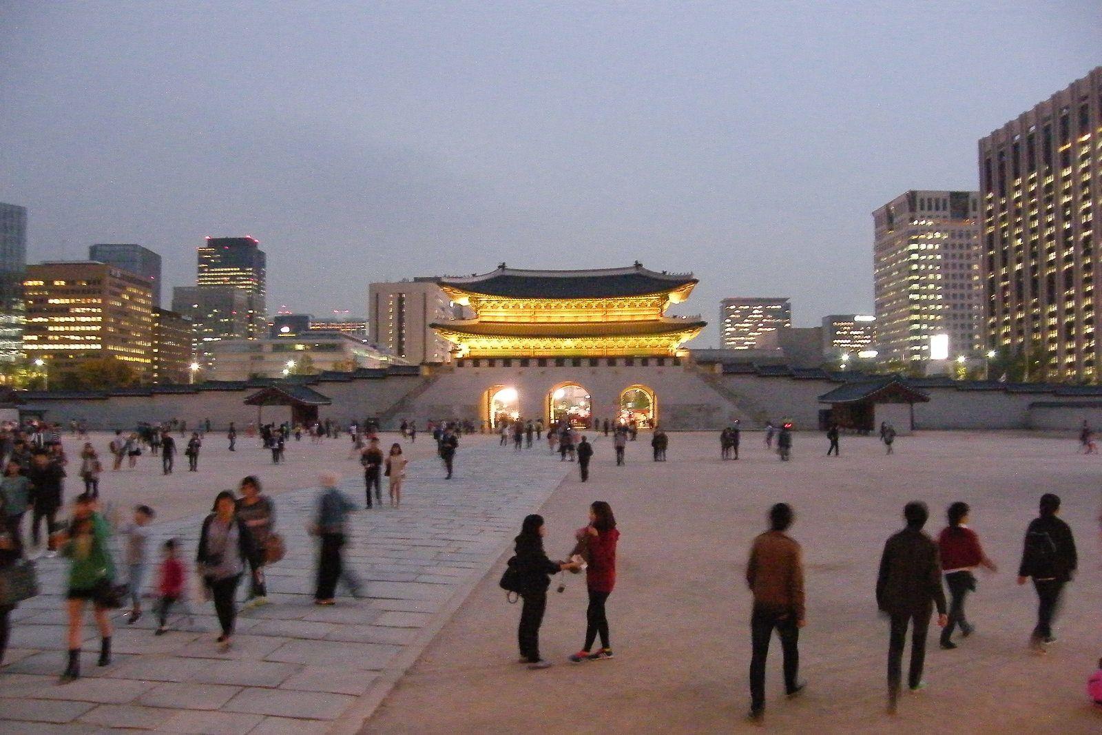 Palais Gyeongbokgung