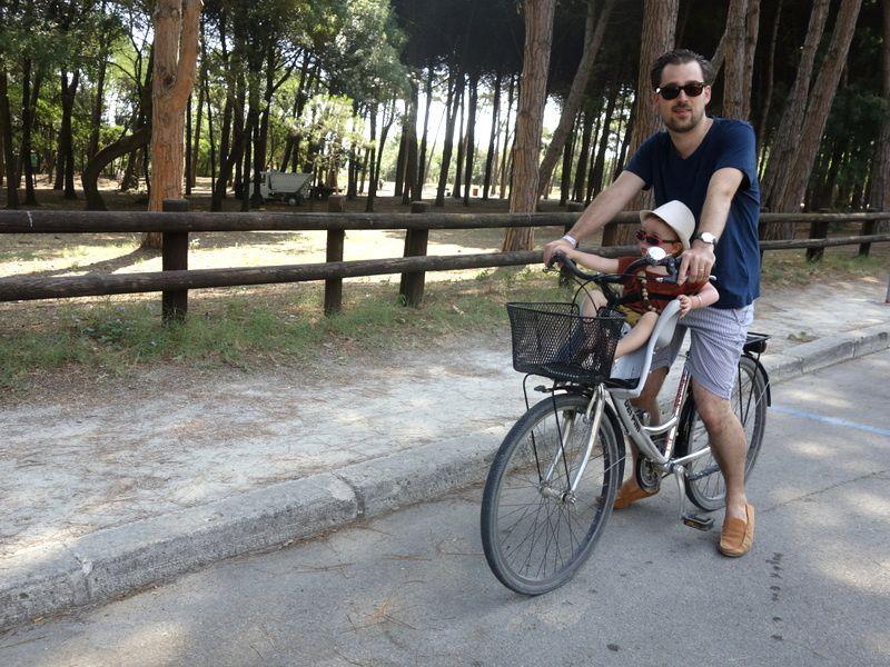 Nos vacances en Italie
