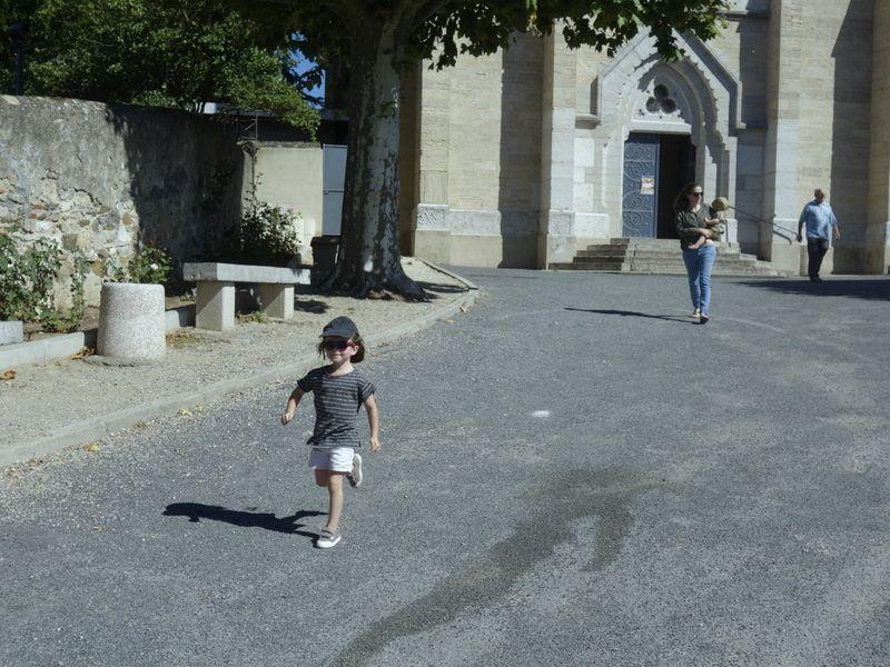 Weekend et Sainte Marie