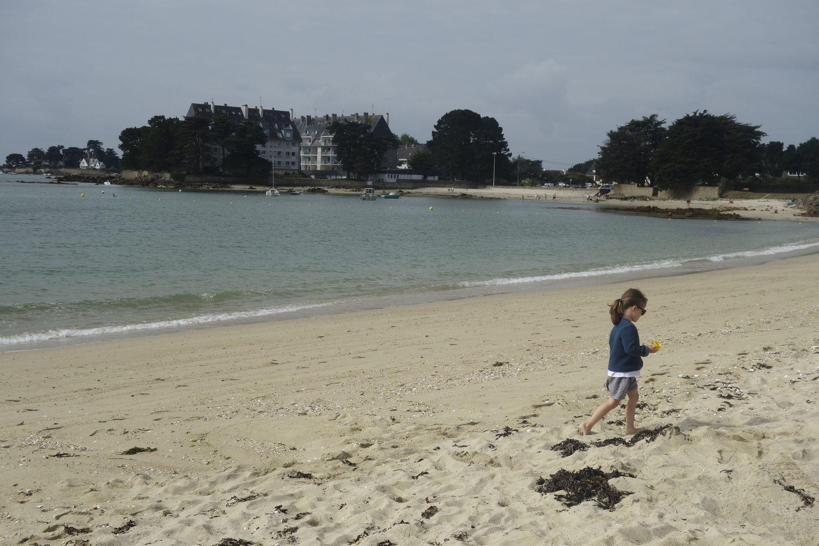 Les copains, la plage etc