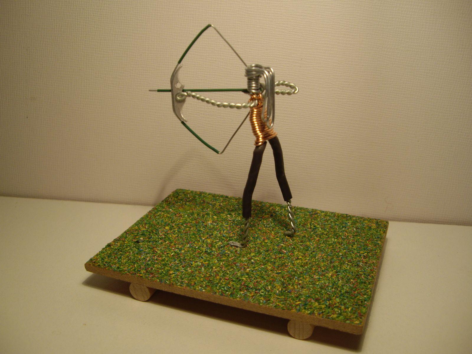 Muselet Archer!