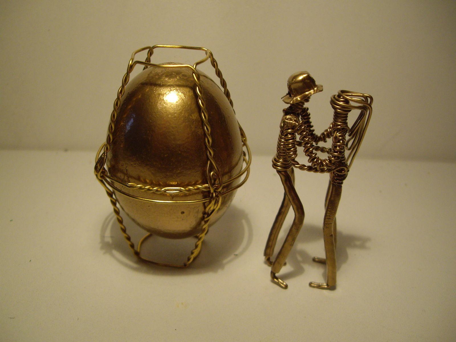 Muselet de Pâques!