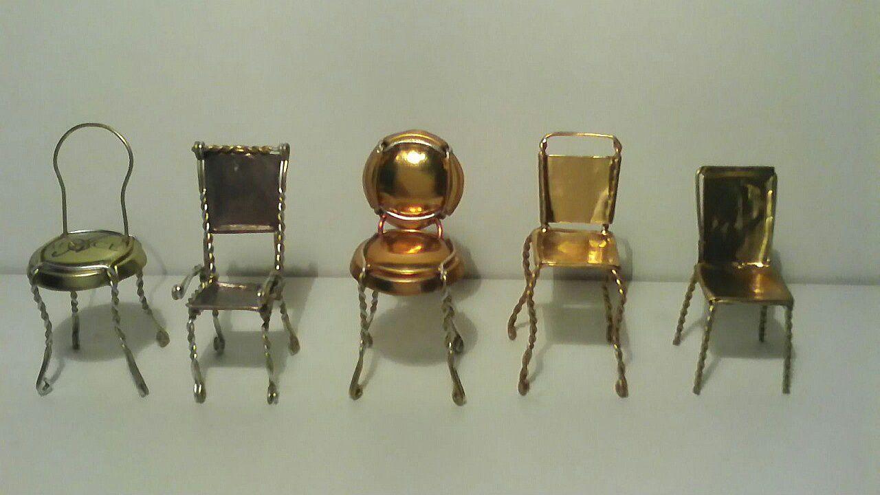 Chaises en Muselets !