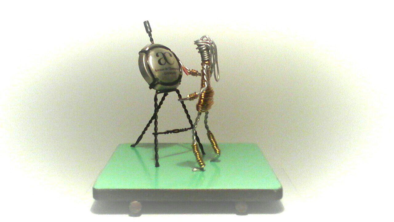 Exposition de Muselets sculptés
