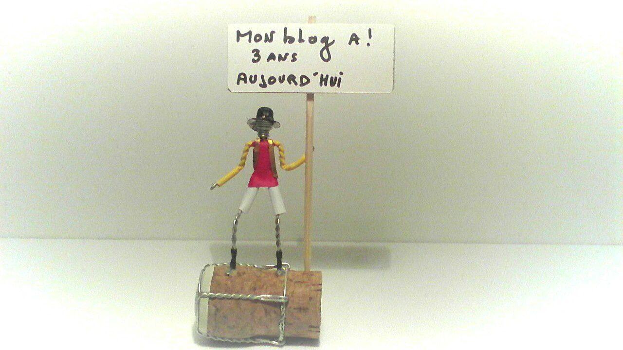 Anniversaire blog !