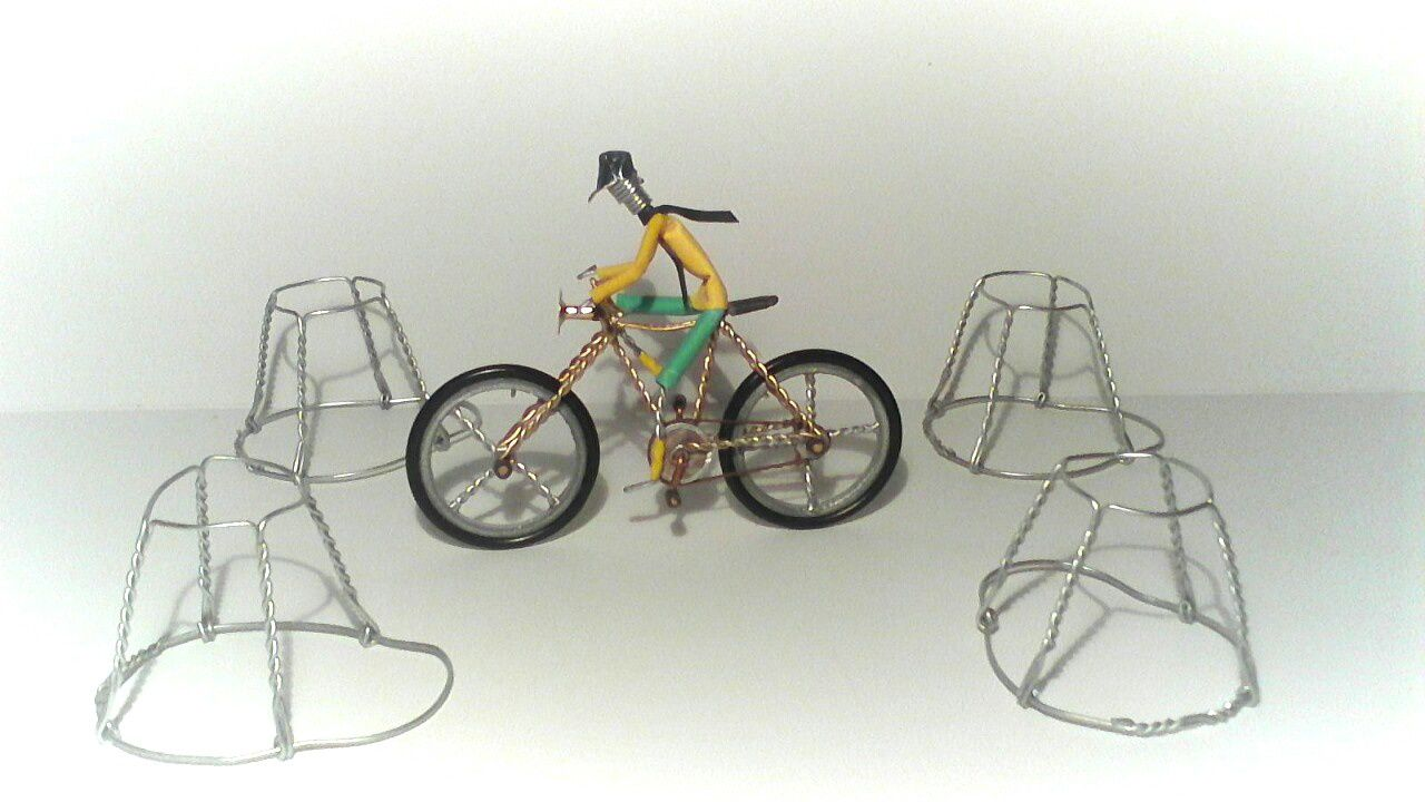 Cycles et Muselets
