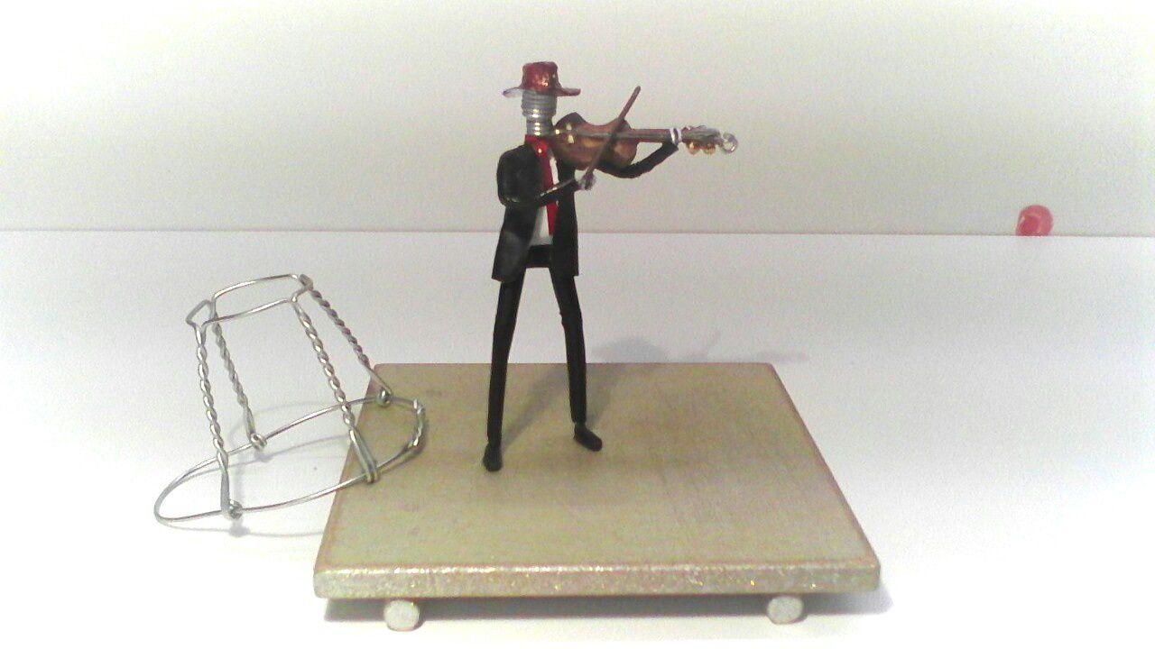 Muselets musiciens