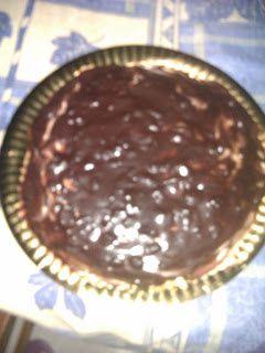 Dolce di Savoiardi al cioccolato senza lattosio