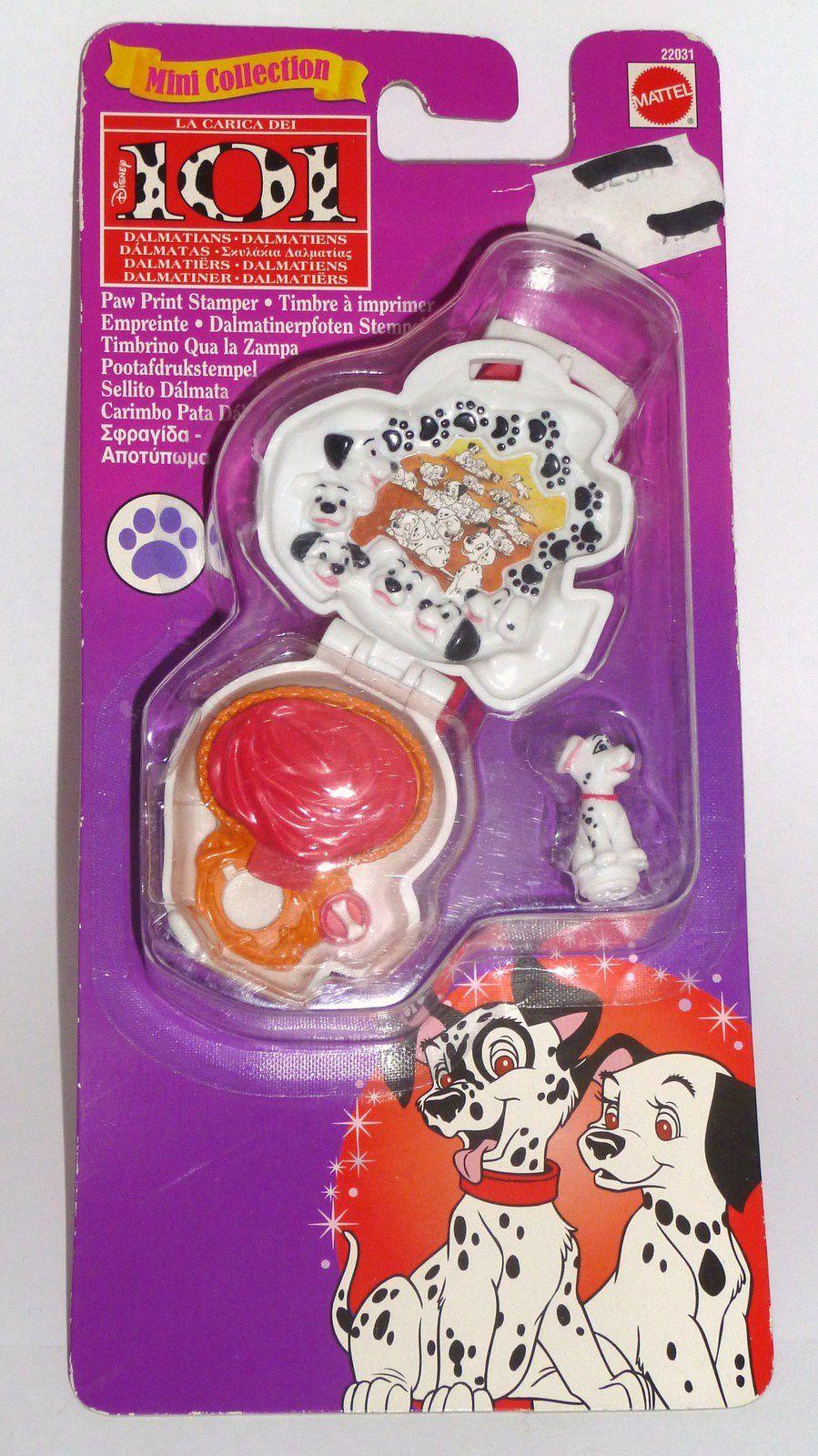 Boutique Polly Pocket Les 101 Dalmatiens Blister