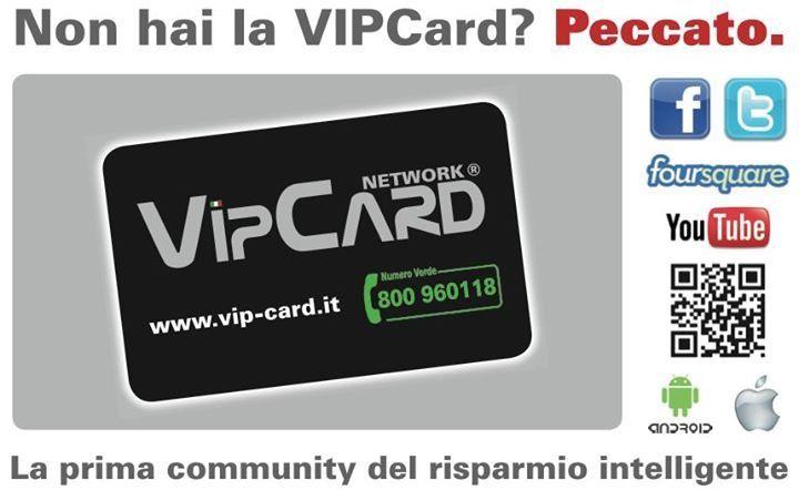 WISSHH VIPCard: non averla? Un peccato ..