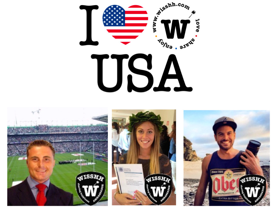 I LOVE TEAM WISSHH USA