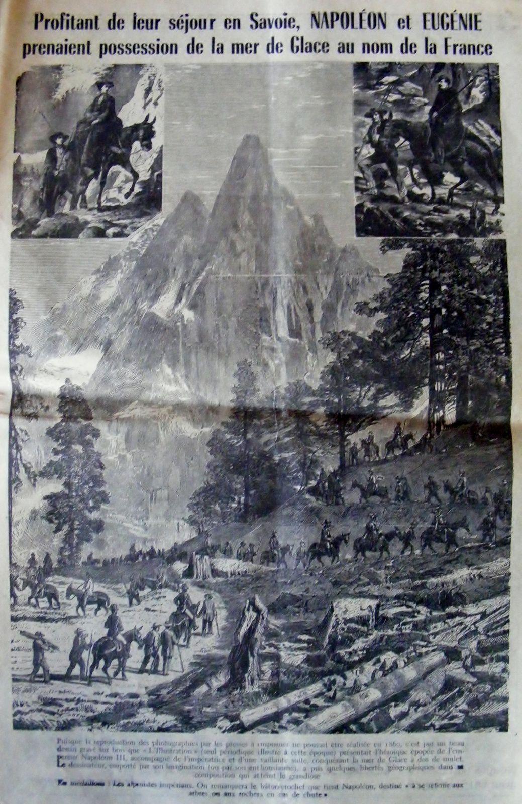 100 ans de la Savoie Française