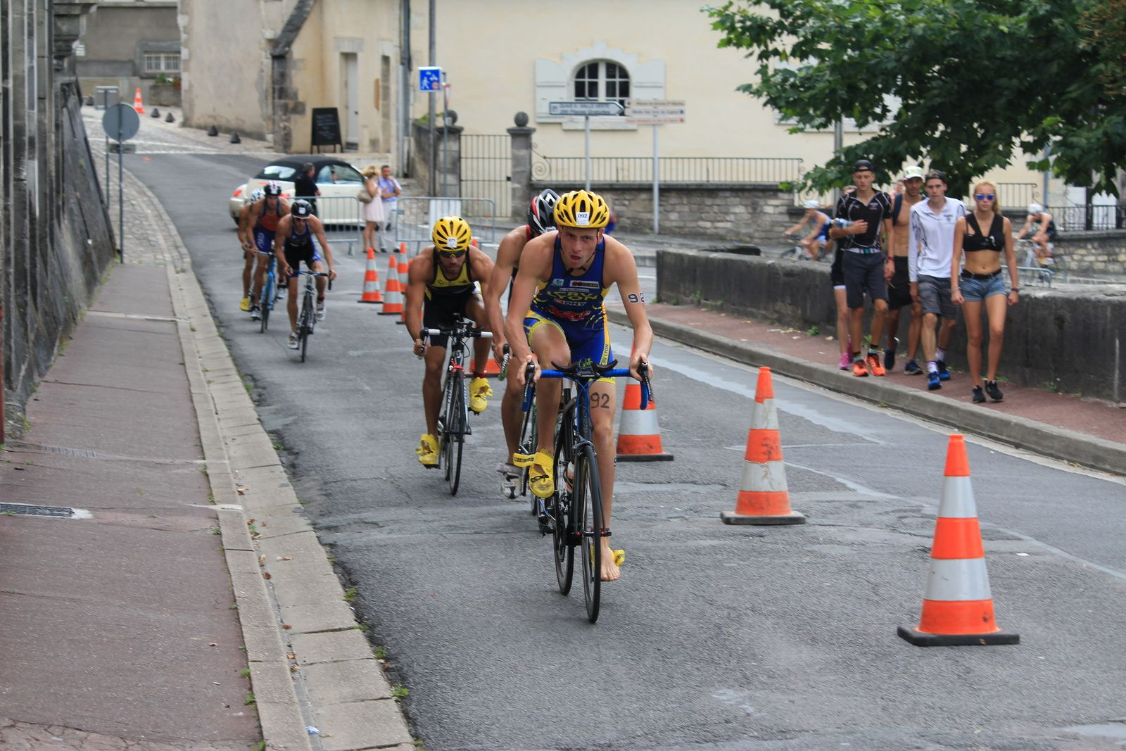 Finale D2 triathlon de COGNAC