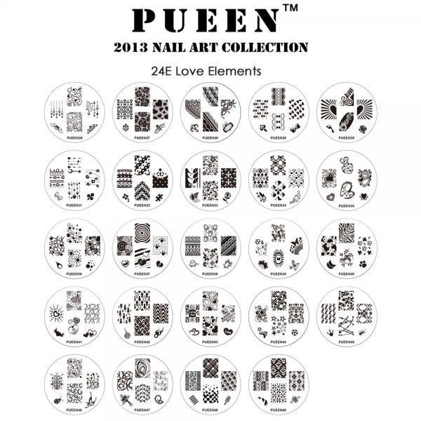 Pueen Love Elements