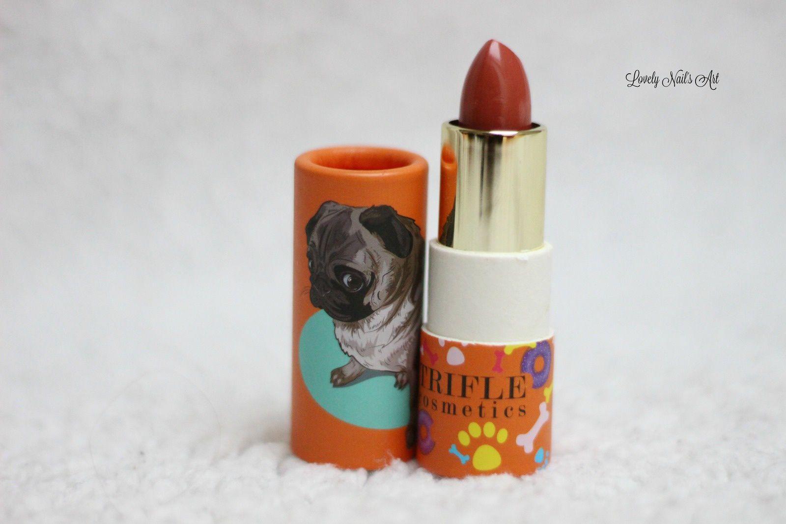 Trifle Cosmetics - Lip Parfait - Rouges a lévres hydrantant teinte Guilty Pug - 3.5g / 17.95E