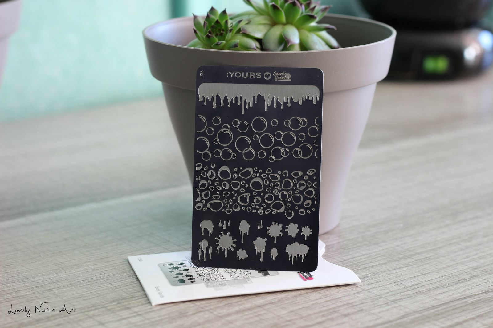 Nouvelles Plaques Stamping