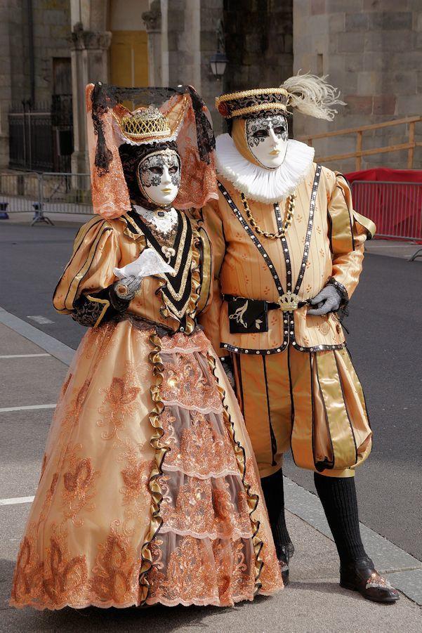 Carnaval vénitien de Remiremont (Vosges)