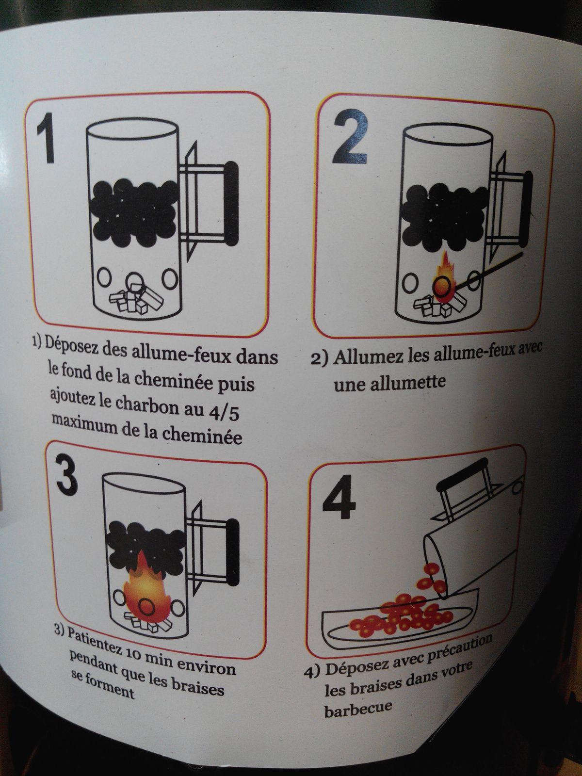 Chemin e d 39 allumage charbon - Cheminee d allumage ...