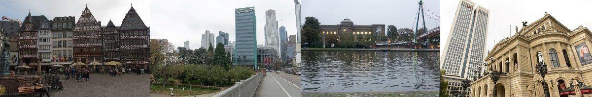 Frankfurt sous un autre angle