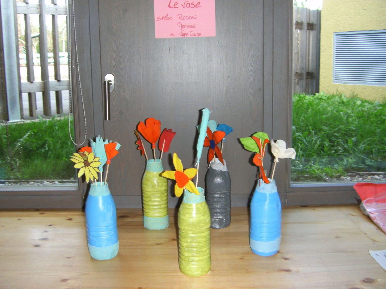 """""""Le vase"""" selon Picasso, Redon, et Matisse"""
