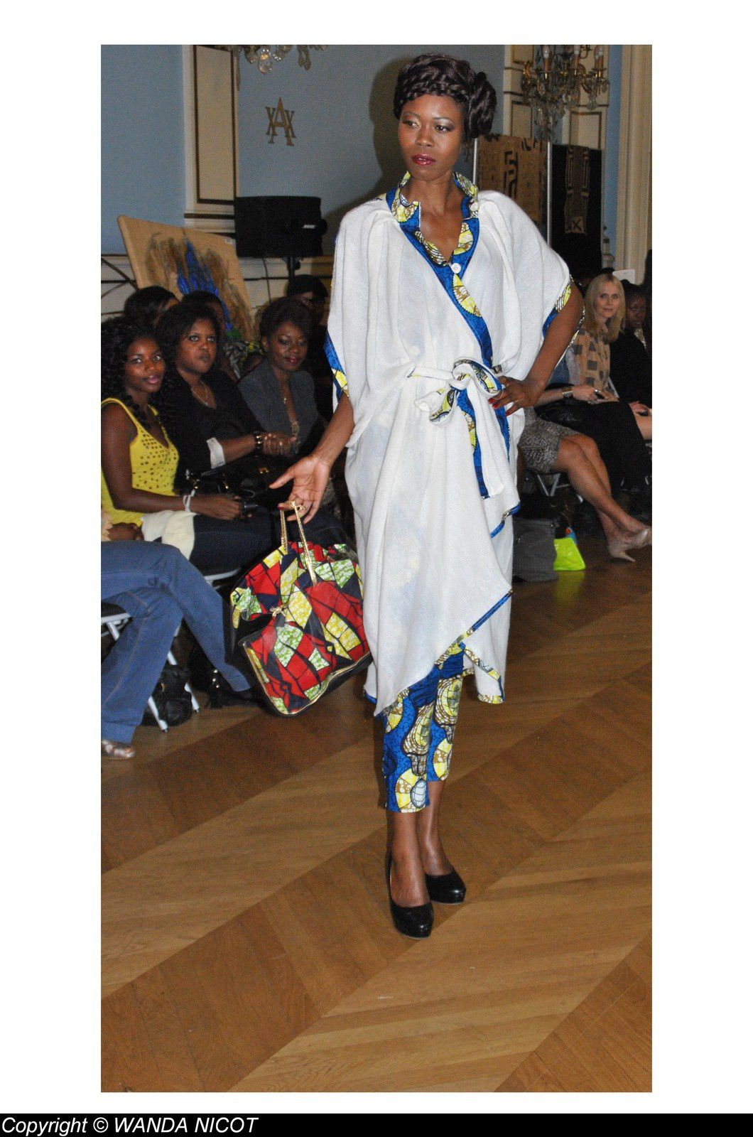 Reportage Photo KONGO ART Fashion Week 2013