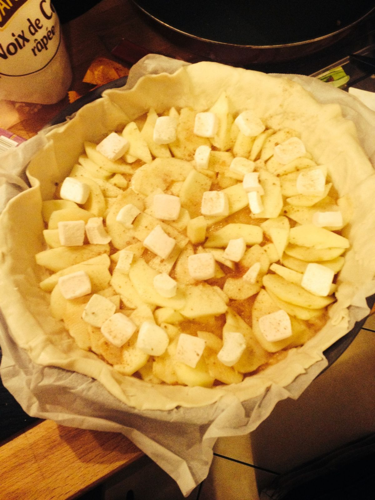 La Tarte Apple-Mallow