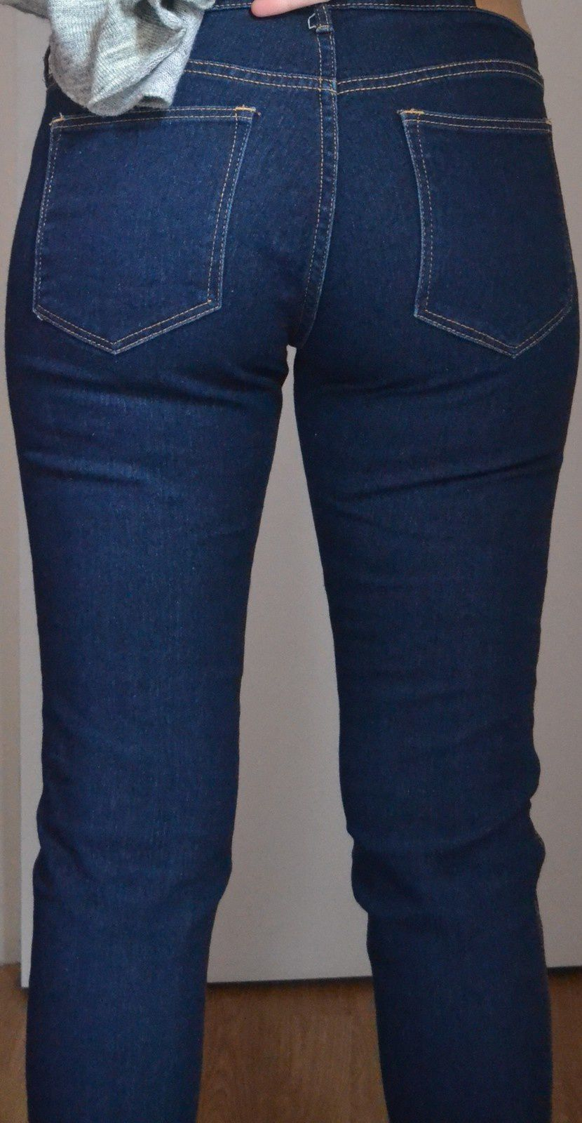 Jeans H&M taille 38: 8€