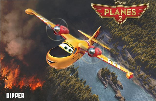On S'envole avec Planes