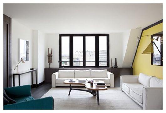 Un petit tour chez les d corateurs designers france 39 in for Architecte italien contemporain