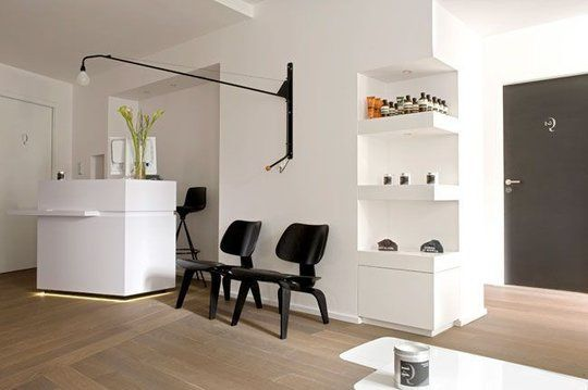un int rieur tout en noir et blanc colmar france 39 in d co. Black Bedroom Furniture Sets. Home Design Ideas