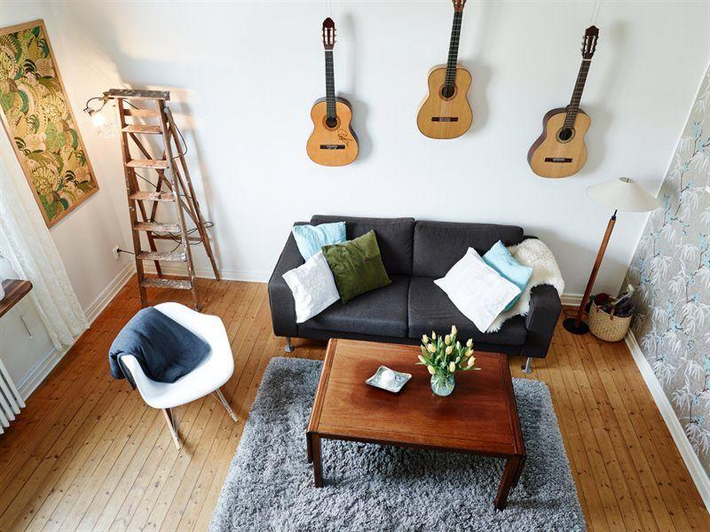 Un duplex en Suède