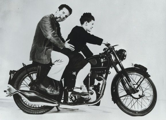 Le couple culte Charles et Ray Eames
