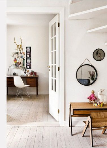 Quelle couleur pour vos plinthes et boiseries france 39 in d co - Assortir les couleurs des murs ...
