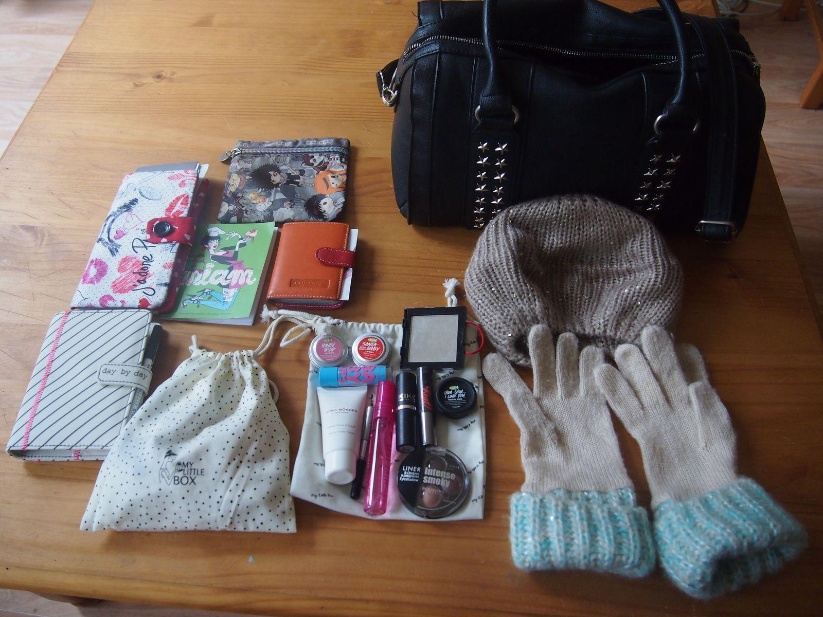 Lifestyle - Dans mon sac à main il y a...