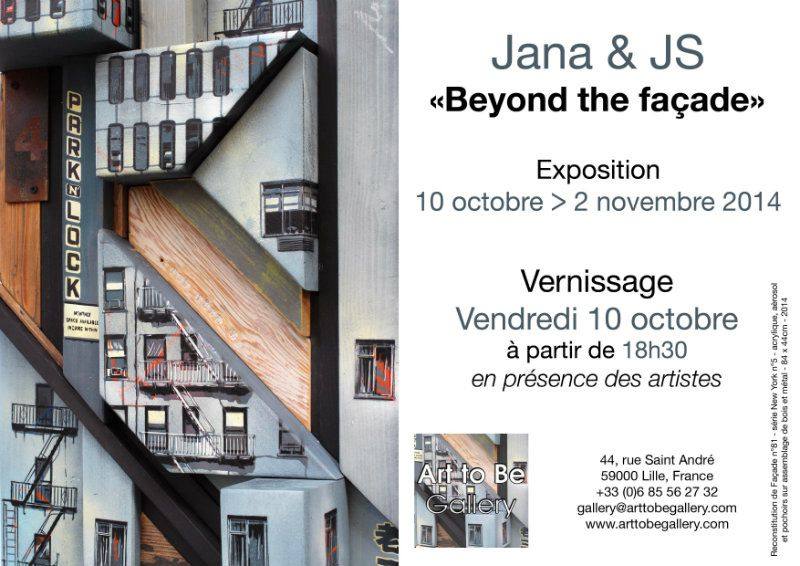 Expo : beyond the façade - Jana &amp&#x3B; JS