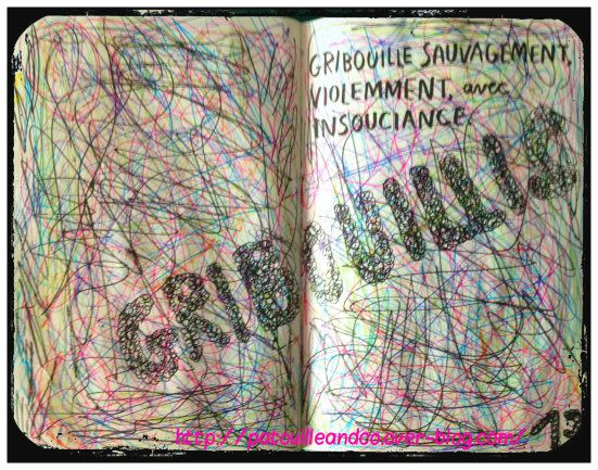 SACCAGE CE CARNET (wreck this journal)
