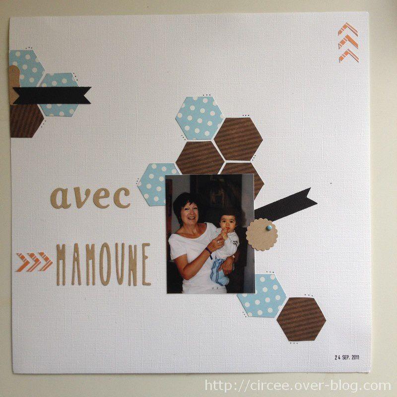 Page avec Mamoune