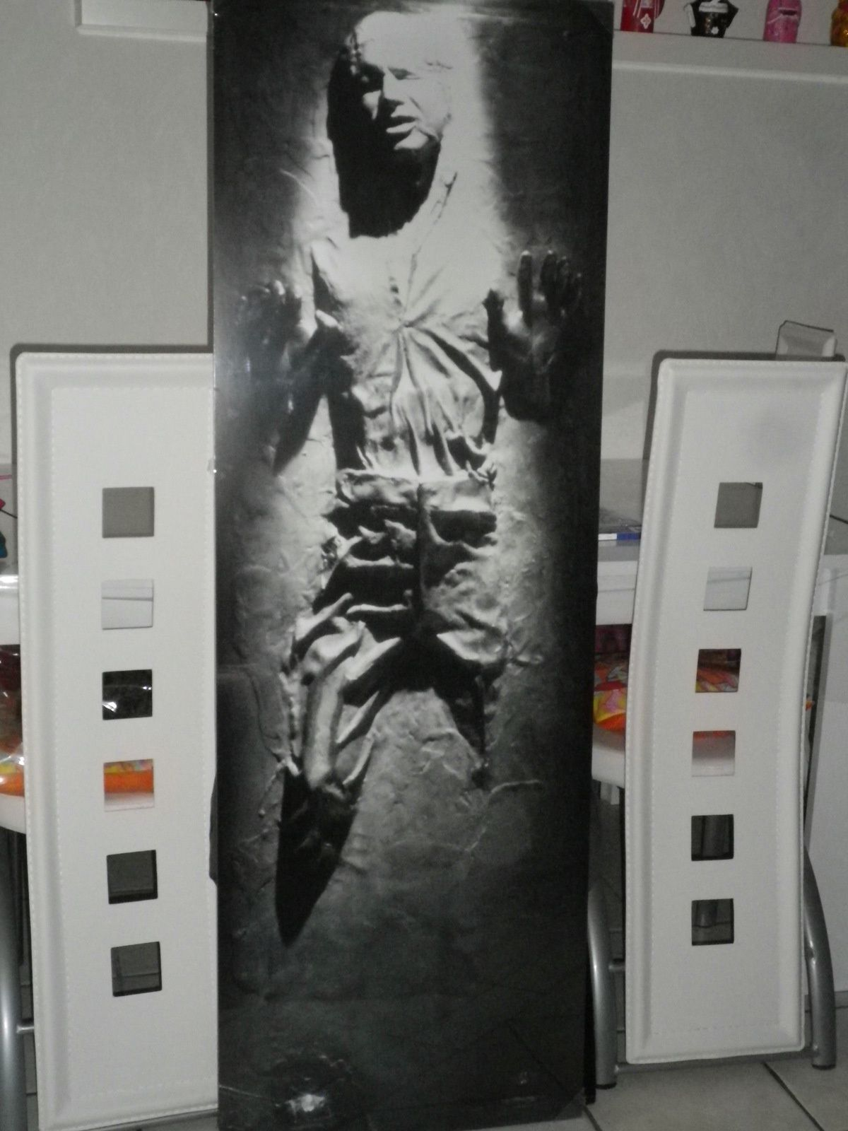 Décoration Han Solo Carbonite