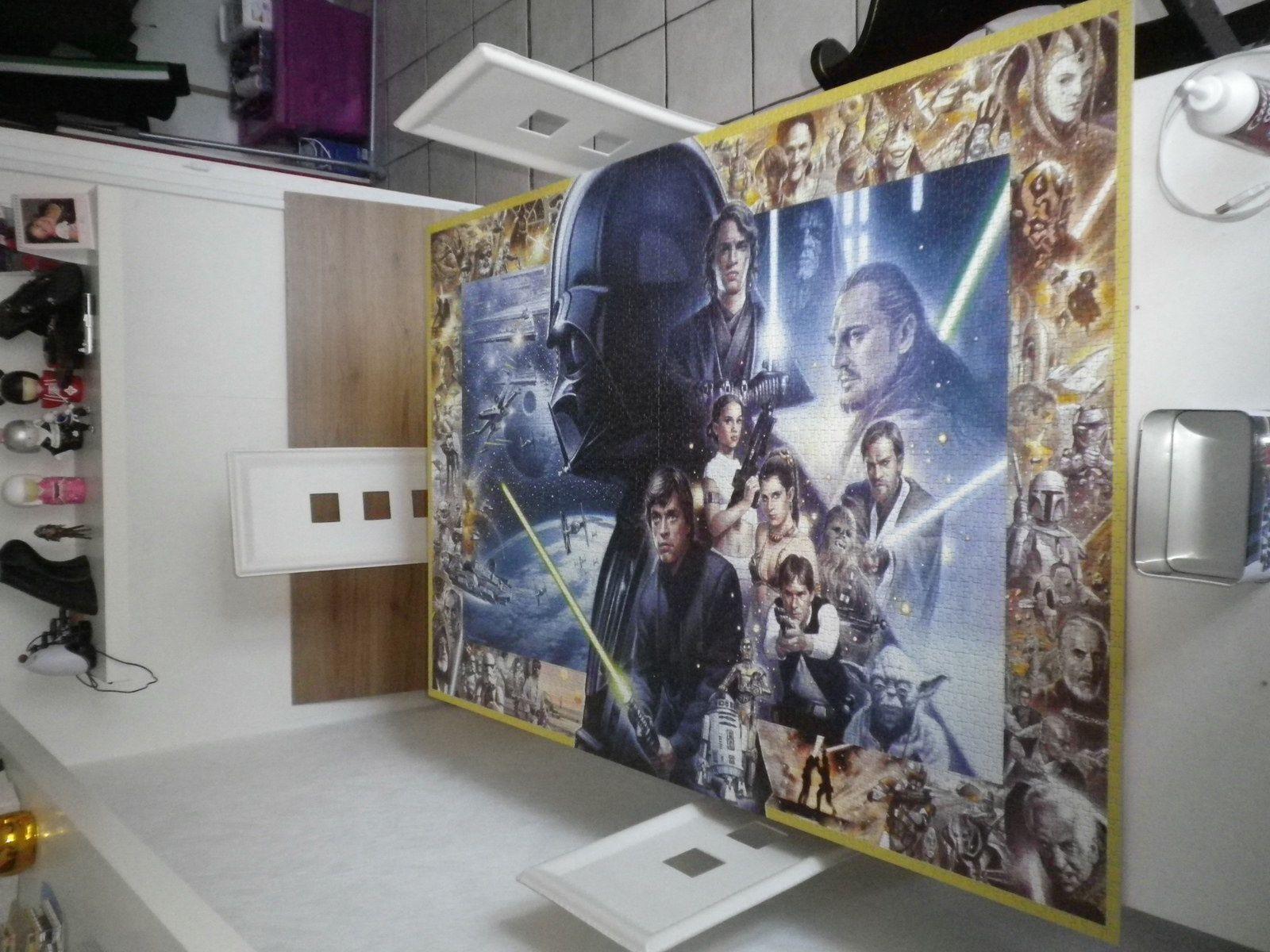 Puzzle Star Wars 5000 pièces